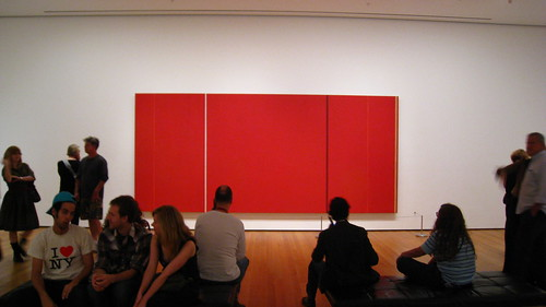 barnett newman essay the sublime is now Barnett newman called a magazine article back in 1948 the sublime is now   thanks to clement greenberg, the now-standard canon was taking shape  i  nearly finished a draft of this essay before encountering michael leja's  reframing.