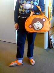 monkey bag! | by Birkenstock USA