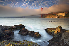 Foghorns at the Golden Gate | by PatrickSmithPhotography