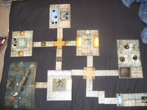 My Mini-Tomb of Horrors Tribute Dungeon | by davethegame