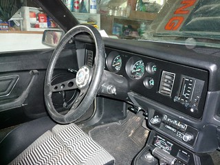 1979 mustang pace car interior alex fearn flickr. Black Bedroom Furniture Sets. Home Design Ideas