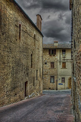 Grey Afternoon in San Gimignano | by dai oni