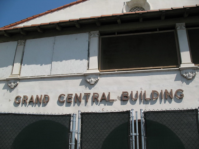 grand central airport terminal