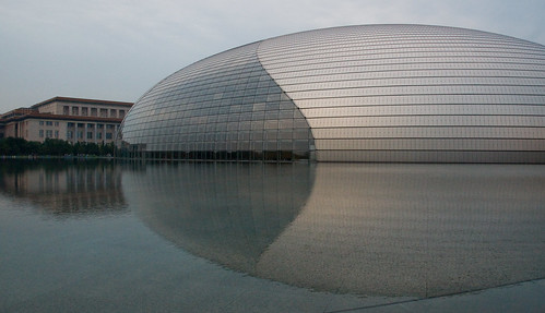 national centre for the performing arts, beijing | by kenyee