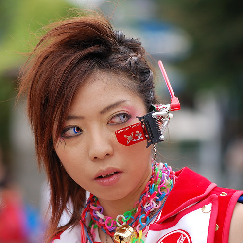 harajuku girl | by Rosino