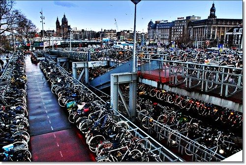 Resultado de imagen de amsterdam bicicletas