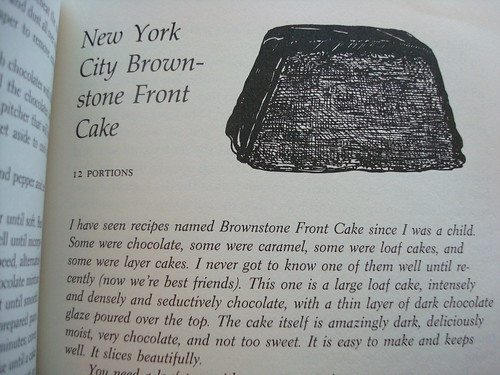 New York City Brownstone Front Cake | by cakespy