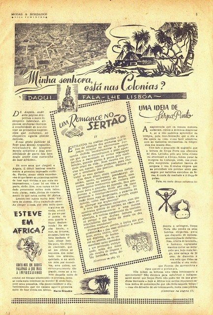 Modas e Bordados, No. 1617, February 1943 - 4
