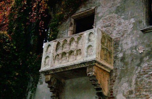 Juliet's Balcony, Verona | by gerry.scappaticci