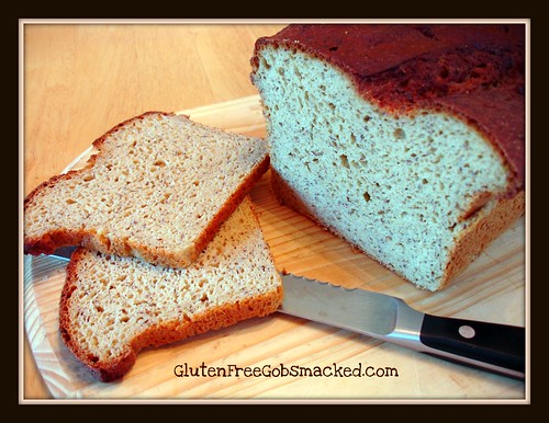 GF:  Millet & Quinoa Bread | by Kate Chan