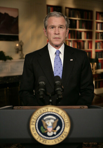 20070110 George W. Bush | by Image Editor
