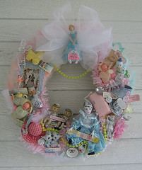Sweet Innocence Wreath | by Treasured Heirlooms