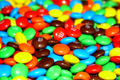 Millions of M&M'S | by RajRem