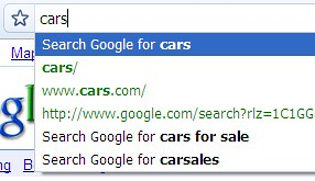 Address Bar Searching | by search-engine-land