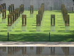 Chairs, Oklahoma City National Memorial & Museum | by Sue Frause