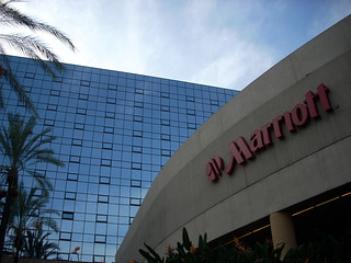 Marriott Hotel, Downtown Los Angeles | by LA Wad