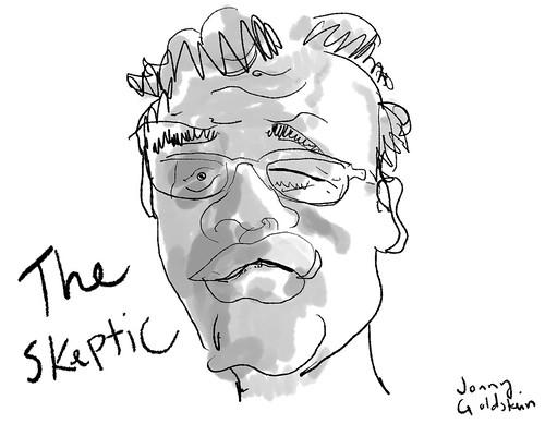 Skeptical cynics, cynical skeptics (Credits: Jonny Goldstein/FlickR)