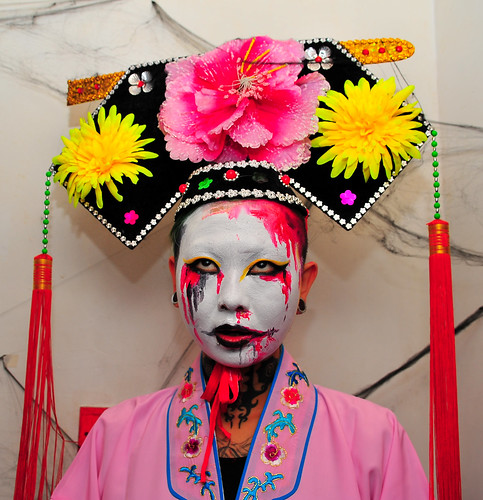 Shanghaiist Halloween Party 2008 | by @yakobusan Jakob Montrasio 孟亚柯