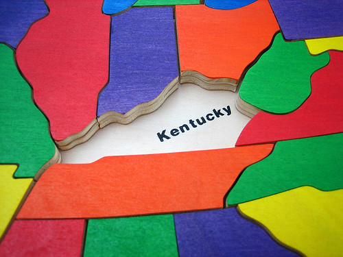 Kentucky or Bust | by dog manor