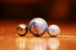 Great Balls of ... reflections! No, not fire! | by Mik's