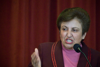 Sherin Ebadi makes a Point | by wickenden