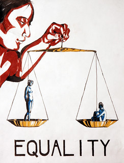 equality | by saxarocks