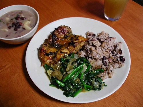 Jerk chicken | by Blue Lotus