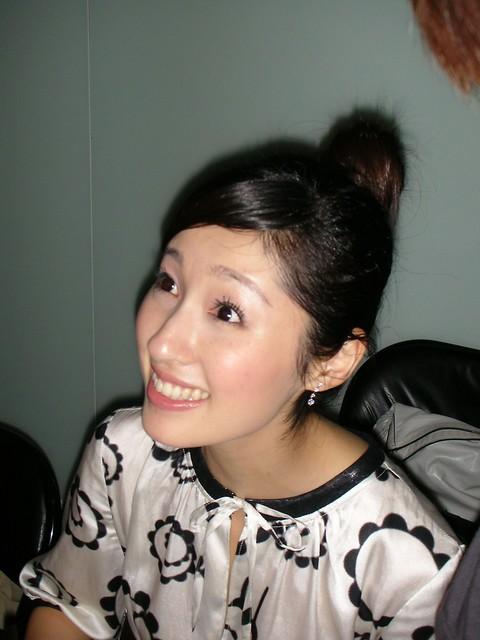 田中千繪小姐好可愛