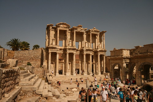 the Celsus Library | by davida3