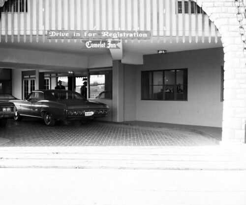 Ford Of Tulsa: Photo Credit: Beryl Ford Collection