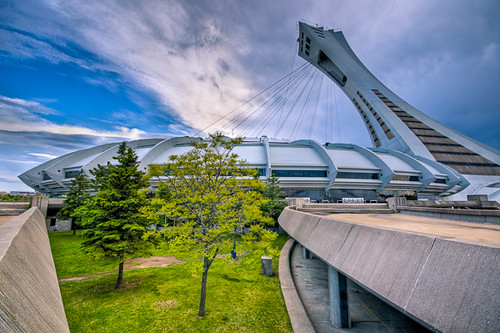 Olympic Stadium - HDR | by René Ehrhardt