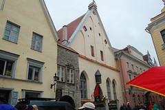 Эстонский исторический музей. Eesti Ajaloomuuseum. Tallin, Estonia