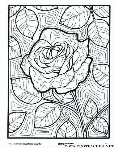 rose  let's doodle  letsdoodlemama  flickr