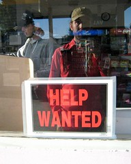 Help Wanted | by Egan Snow