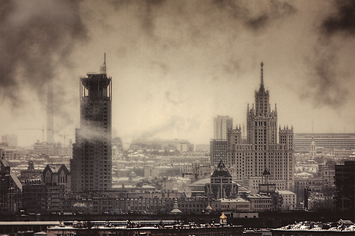 Another day of Moscow | by ˙Cаvin 〄