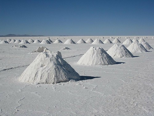 Salt mound!!! | by AHLN