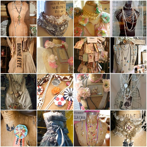 Vintage Dress Forms | by Peace Joy Love