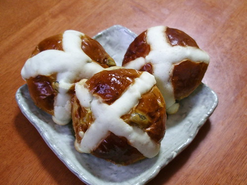 Hot crossed buns | by Blue Lotus