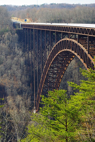 New River Gorge Arch | by llnesinthesand