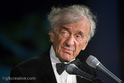 Elie Wiesel | by George K. | GLK Creative