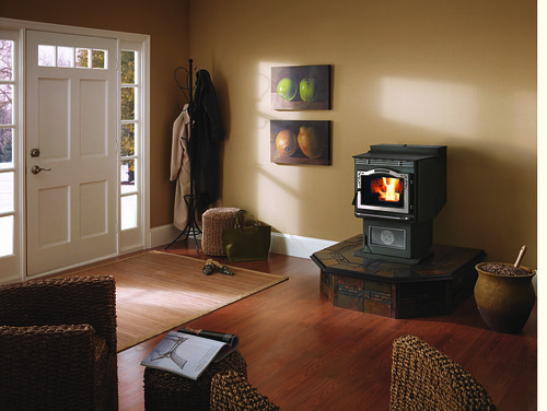 Harman_P43Stove_Pellet | by Harman Stoves