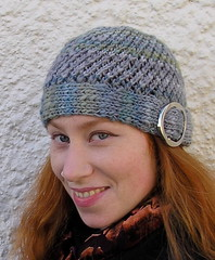 Virgo Hat on Julia | by spincycleyarns