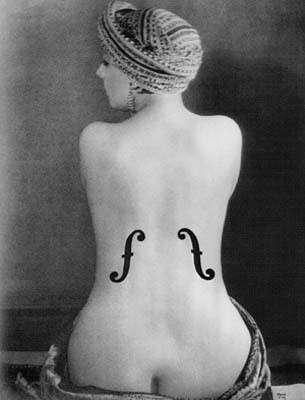 Kiki of Montparnasse - man ray | by Confetta