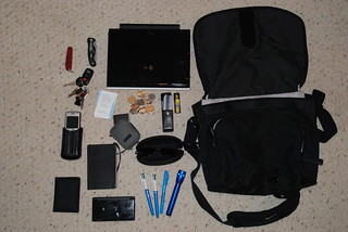 What's in your bag? | by Paul  Jerry