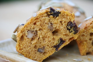 Pumpkin Muffins (Dorie Greenspan) | by Food Librarian
