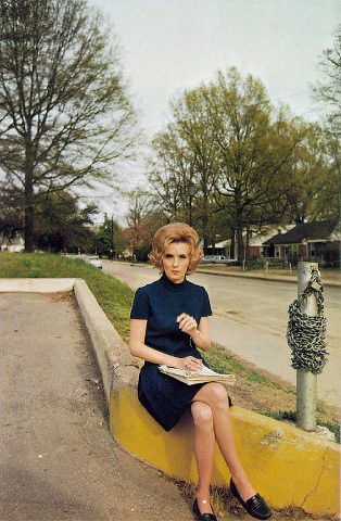 eggleston_woman_on_curb | by goldalex10