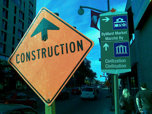 under construction | by wardmin