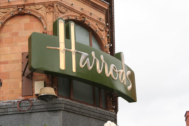 directions to Harrods