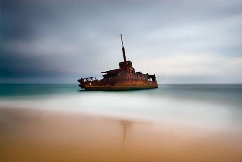 Wreck of the Sygna | by brentbat
