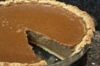 Maple Pumpkin Pie (Dairy free) | by Layla Dishman